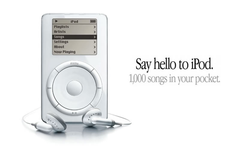Ipod competitive positioning