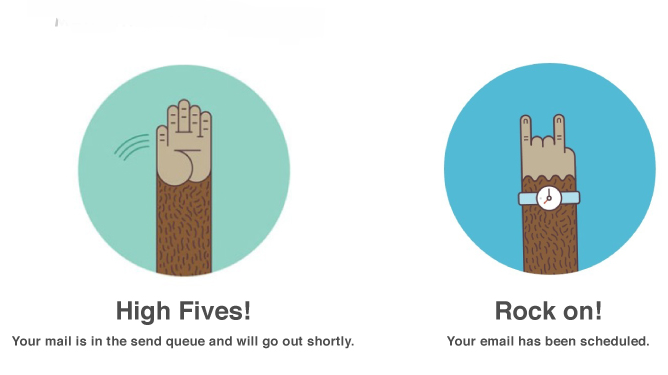 Mailchimp competitive positioning