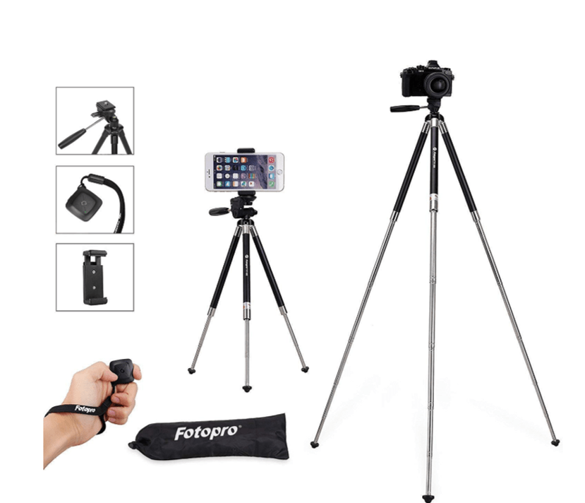 Fotopro Tripod for smartphone