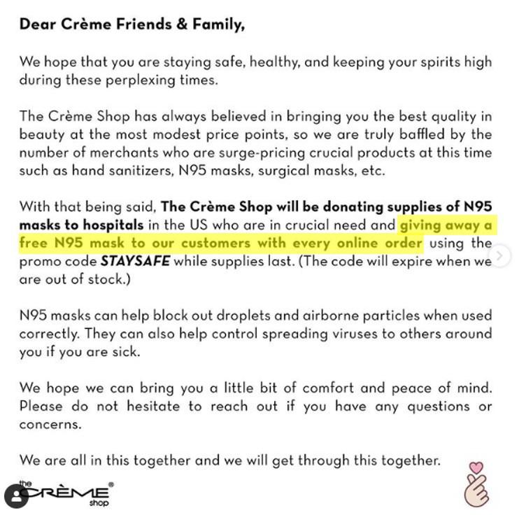 coronavirus marketing what not to do