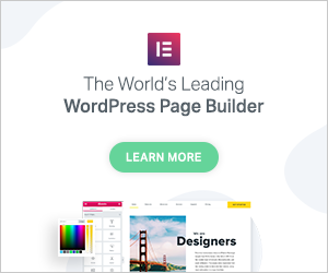 Elementor - Leading Page Builder