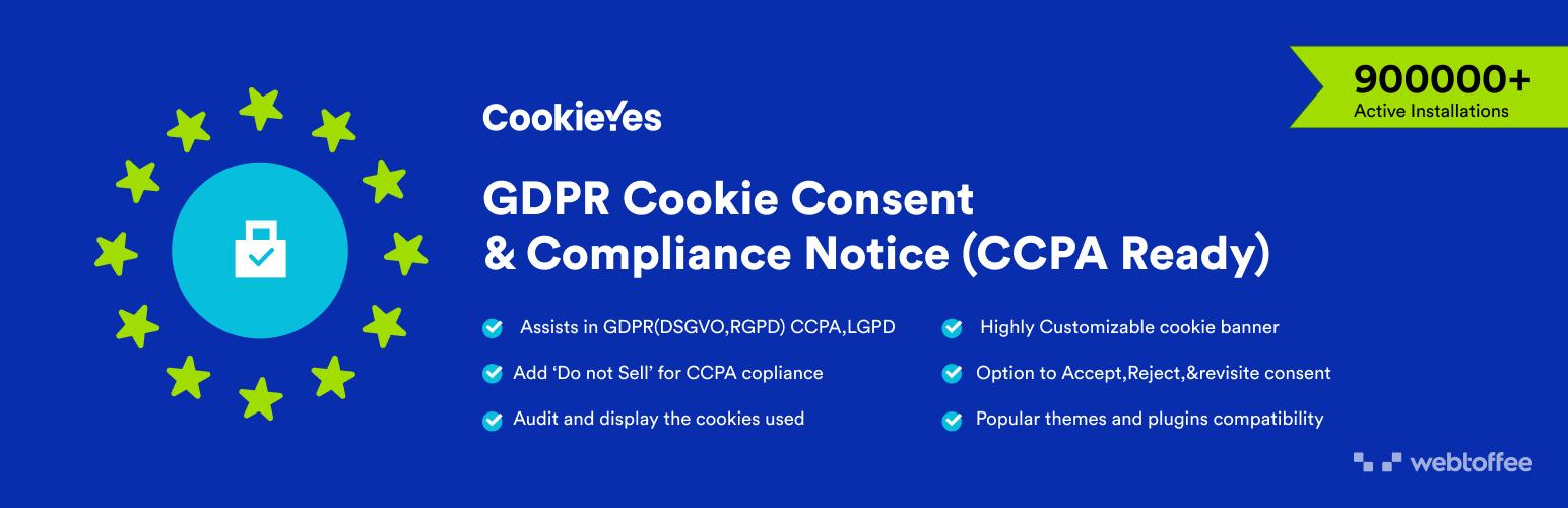 Cookie Notice WordPress Disclaimer Plugin