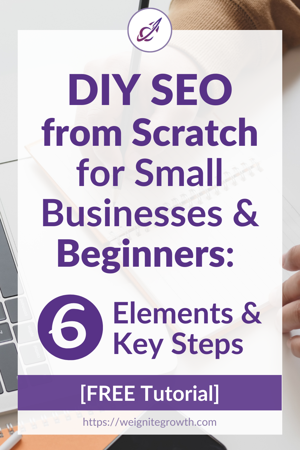 DIY SEO from Scratch for Absolute Beginners