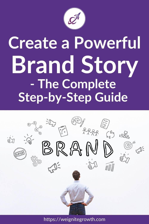 Create a Powerful Brand Story