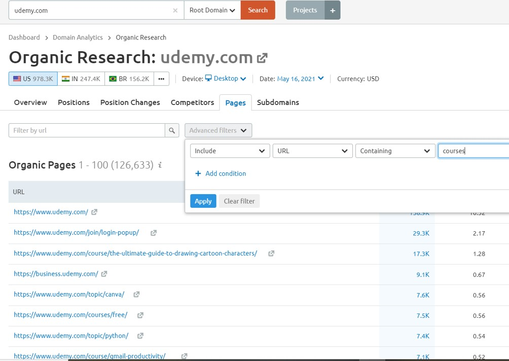 blog topics ideas from udemy