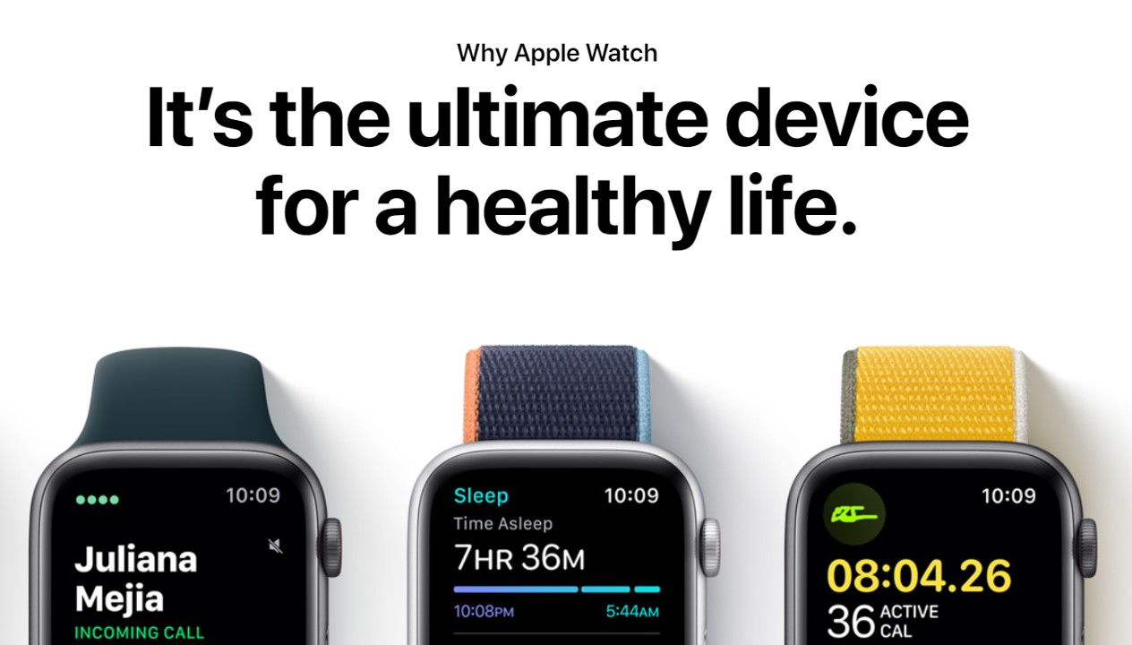 apple unique marketing message